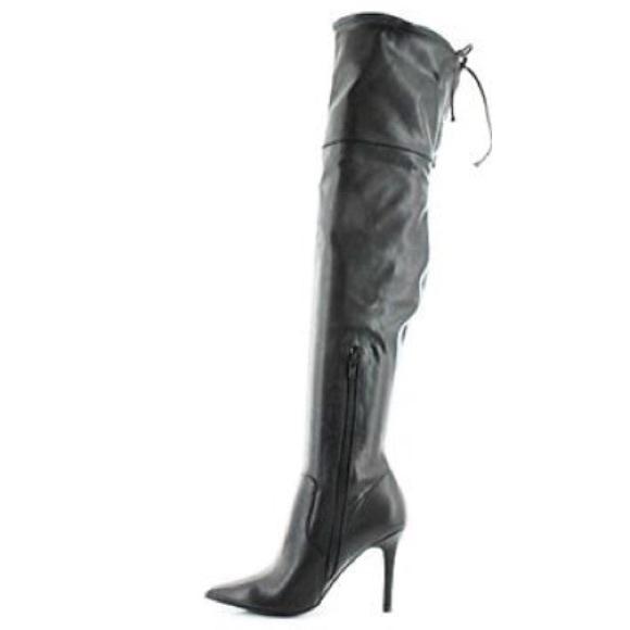 a406cac5a1c Aldo Shoes - ALDO Fraresa Over the Knee High Pointed Toe Boots